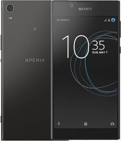 Смартфон Sony Xperia L1 Dual (G3312) Black