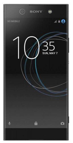 Смартфон Sony Xperia XA1 Ultra Dual (G3212) Black купить
