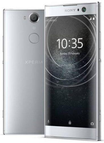 Смартфон Sony Xperia XA2 (H4113) Silver купить