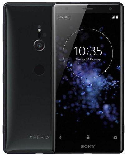 Смартфон Sony Xperia XZ2 (H8266) Liquid Black