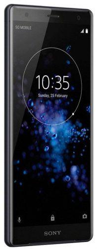 Смартфон Sony Xperia XZ2 (H8266) Liquid Black фото