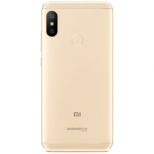 Смартфон Xiaomi Mi A2 Lite 4/64GB Gold купить