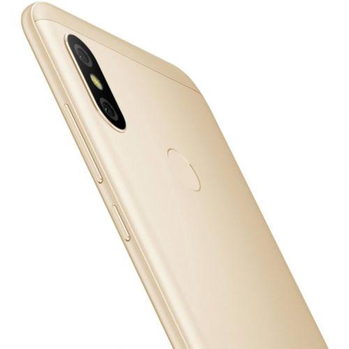Смартфон Xiaomi Mi A2 Lite 4/64GB Gold в Украине