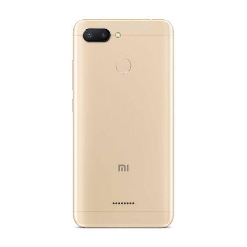 Смартфон Xiaomi Redmi 6 3/64GB Gold недорого