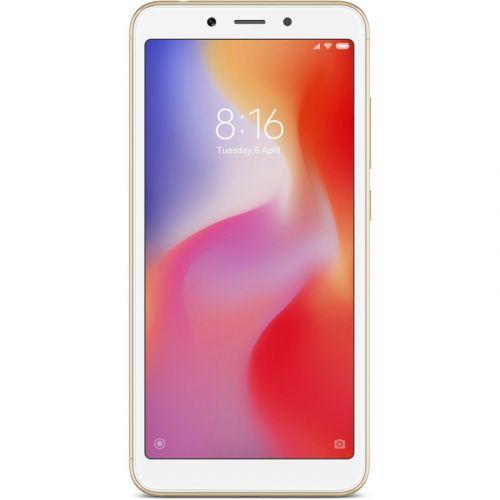 Смартфон Xiaomi Redmi 6A 2/16GB Gold купить