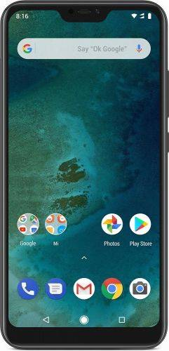 Смартфон Xiaomi Mi A2 Lite 3/32GB Black купить