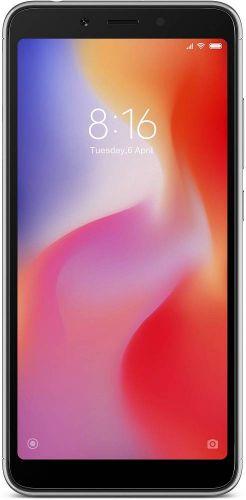 Смартфон Xiaomi Redmi 6 3/32GB Gray купить