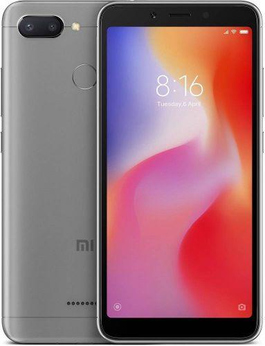 Смартфон Xiaomi Redmi 6 3/32GB Gray