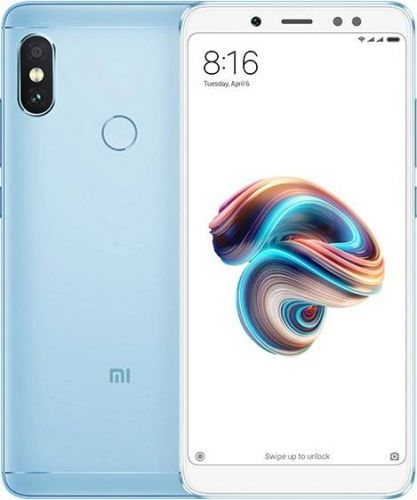 Смартфон Xiaomi Redmi Note 5 3/32GB Blue