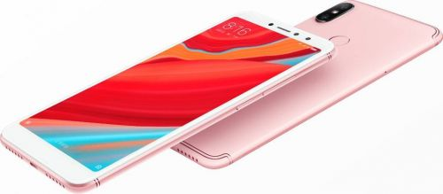 Смартфон Xiaomi Redmi S2 3/32GB Pink (Rose Gold) цена