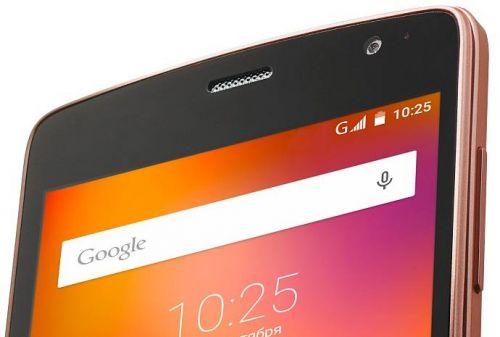 Смартфон ZTE Blade L5 Plus Gold в Украине