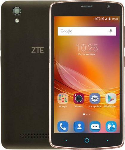 Смартфон ZTE Blade X3 Black