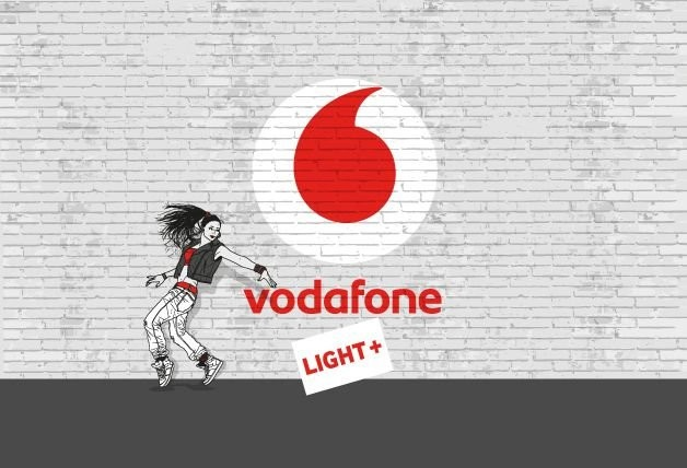 Vodafone <span>Light+</span>