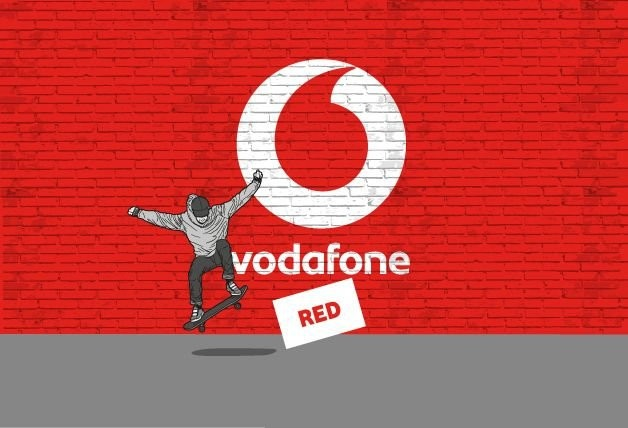 Vodafone <span>RED EXTRA S</span>